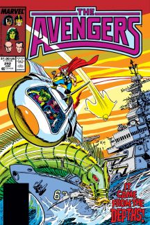 Avengers (1963) #292