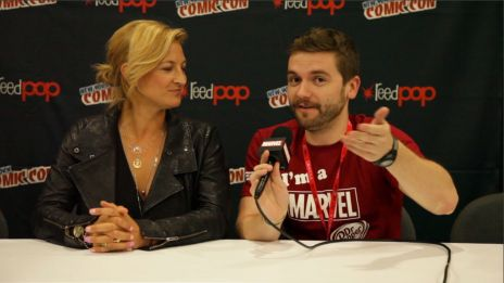 NYCC 2013: Zoe Bell Interview