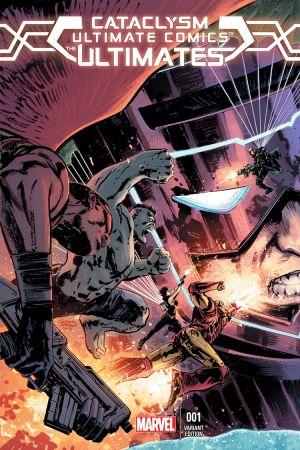 Cataclysm: Ultimates (2013) #1 (Hardman Variant)