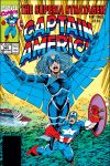 Captain America (1968) #389 Cover
