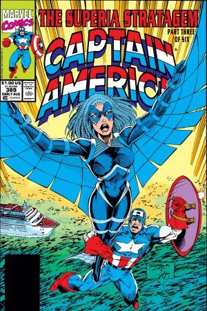 Captain America (1968) #389