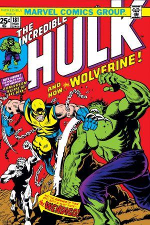 Incredible Hulk (1962) #181