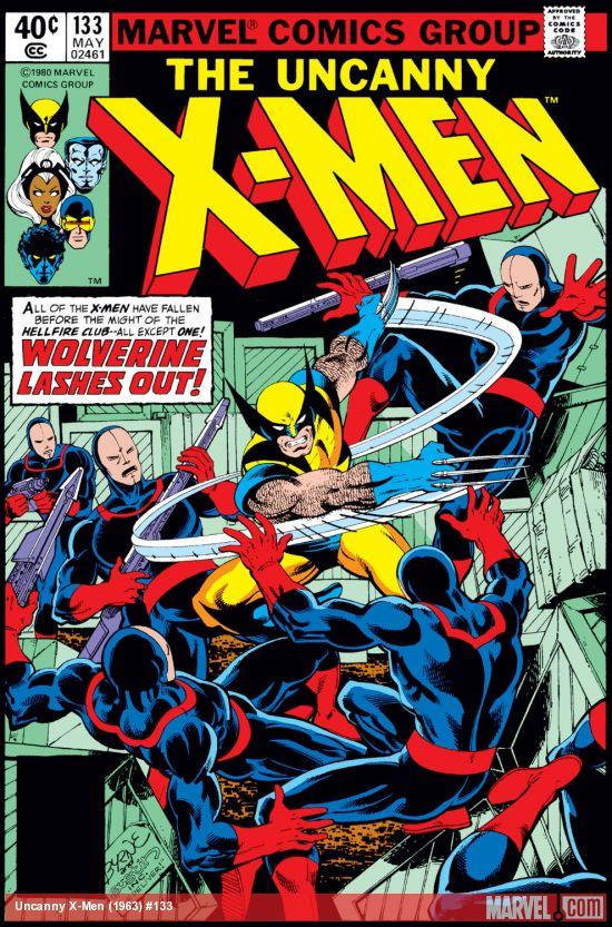 Uncanny X-Men (1963) #133