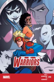 New Warriors #10