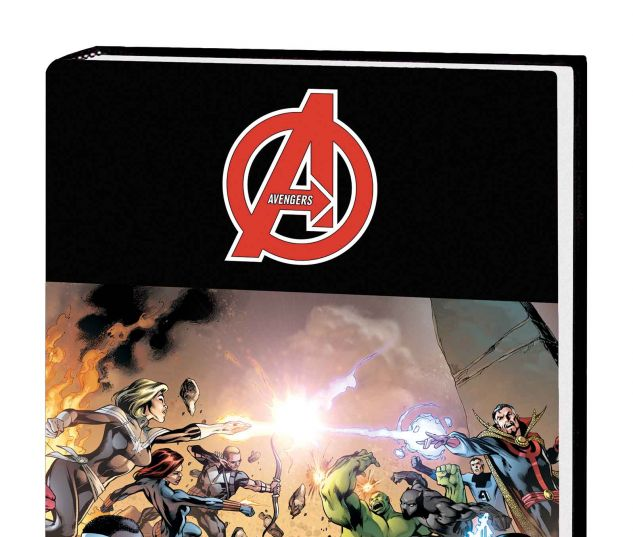 AVENGERS: TIME RUNS OUT VOL. 2 PREMIERE HC (WITH DIGITAL CODE)