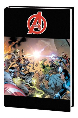 Avengers: Time Runs Out Vol. 2 (Hardcover)