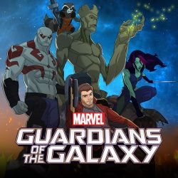 Marvel Universe Guardians of the Galaxy (2015 - Present)