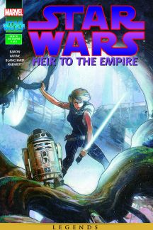 Star Wars: Heir To The Empire #4