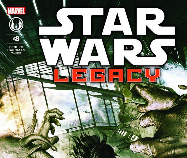 Star Wars: Legacy (2013) #8