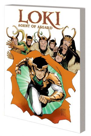 Loki: Agent of Asgard Vol. 2 - I Cannot Tell a Lie (Trade Paperback)