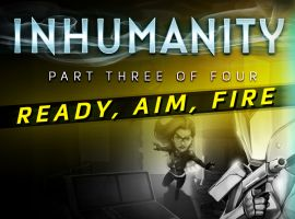 Ready, A.I.M., Fire in 'Marvel Mighty Heroes'