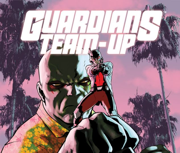 GUARDIANS TEAM-UP 7 (WITH DIGITAL CODE)