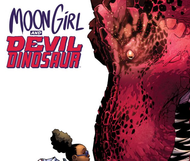 MOON GIRL AND DEVIL DINOSAUR 1 (WITH DIGITAL CODE)