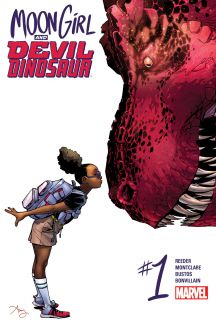 Moon Girl and Devil Dinosaur (2015) #1