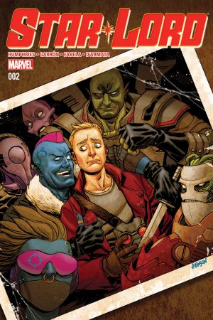 Star-Lord (2015) #2