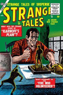 Strange Tales #39