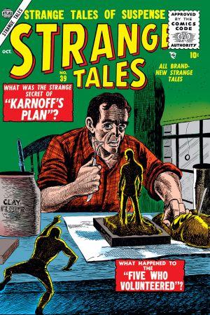 Strange Tales (1951) #39