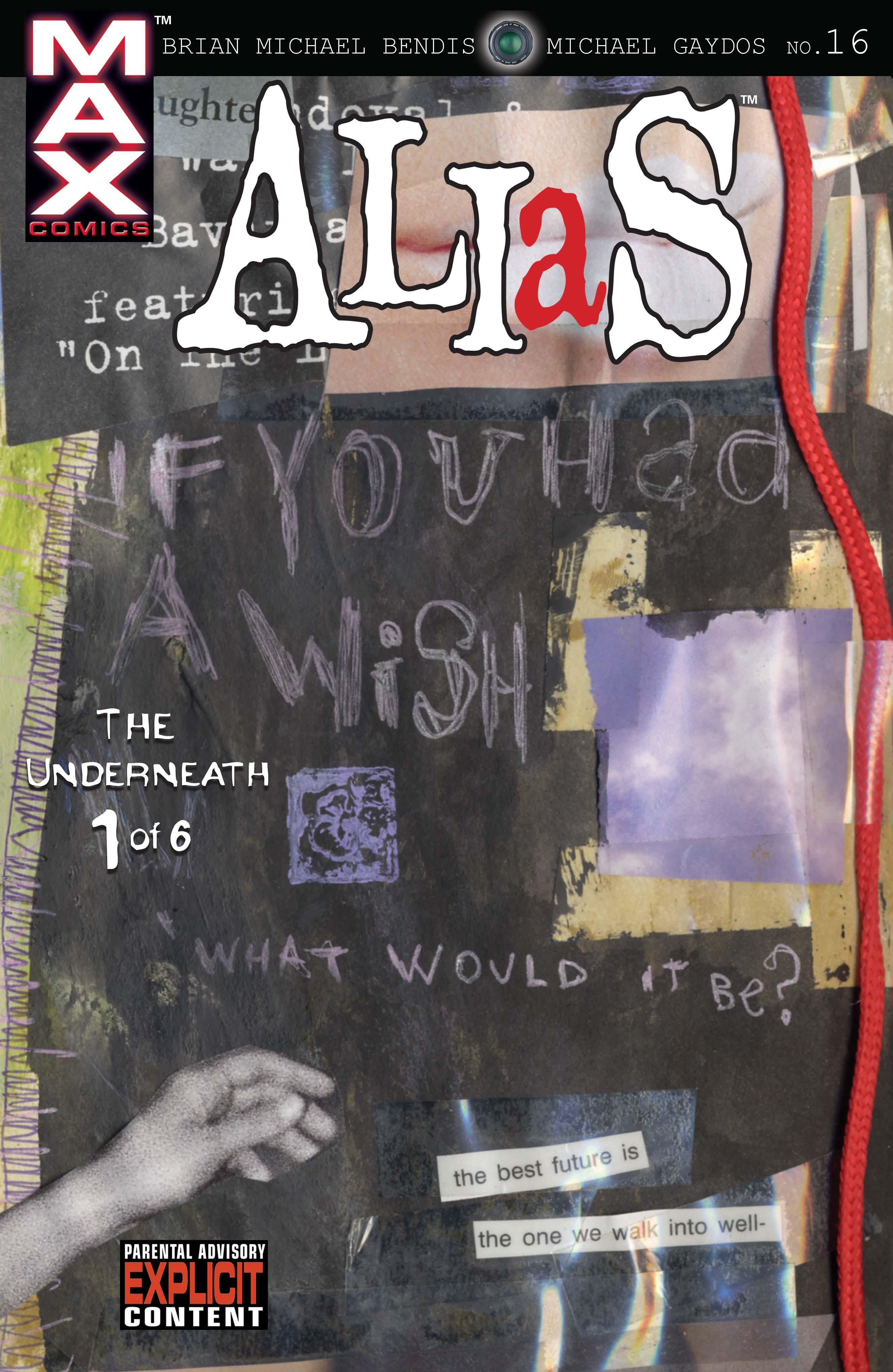 Alias (2001) #16