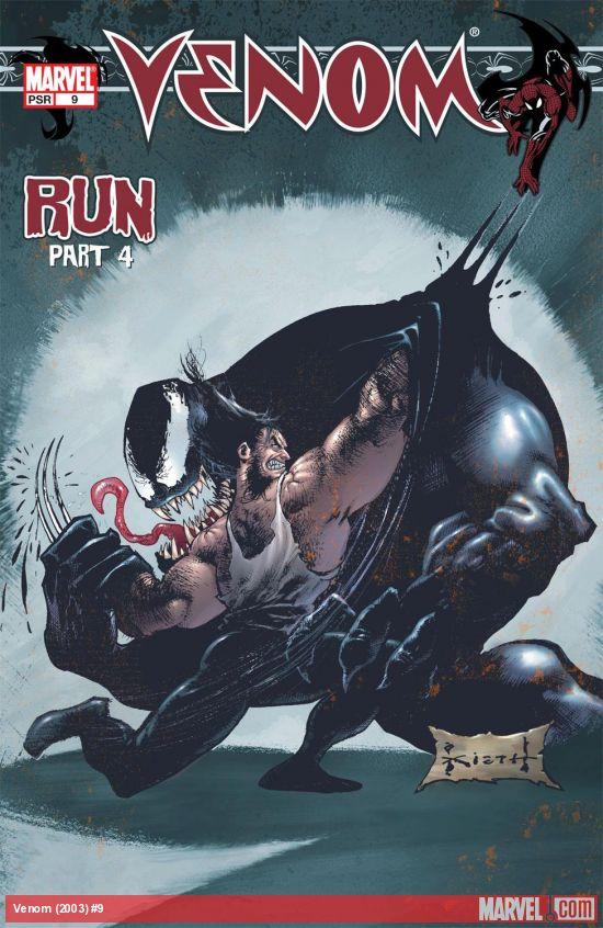 Venom (2003) #9