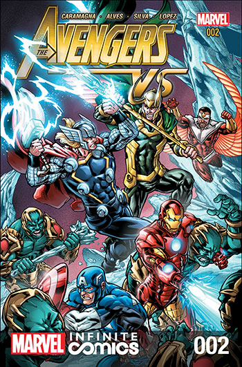 Avengers Vs (2015) #2