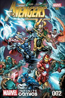 Avengers Vs #2
