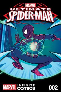 Ultimate Spider-Man Infinite Digital Comic #2