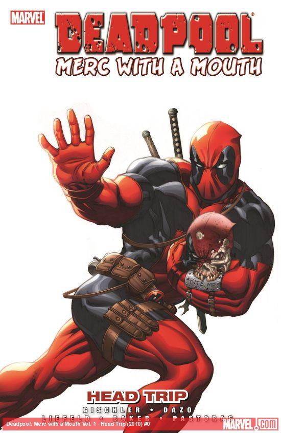Deadpool: Merc with a Mouth Vol. 1 - Head Trip (Hardcover)