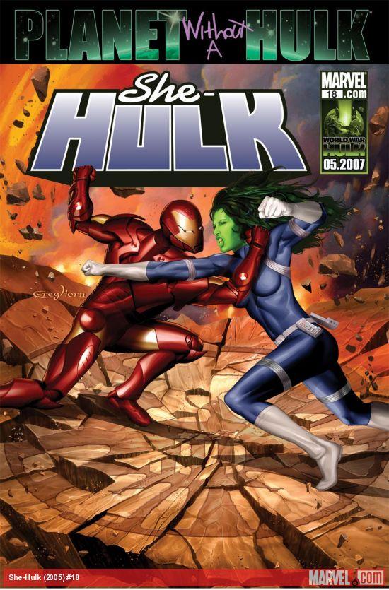 She-Hulk (2005) #18