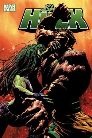 She-Hulk (2005) #30