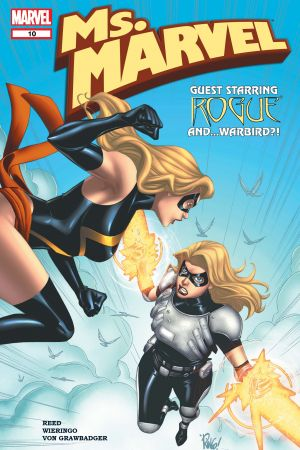 Ms. Marvel (2006) #10