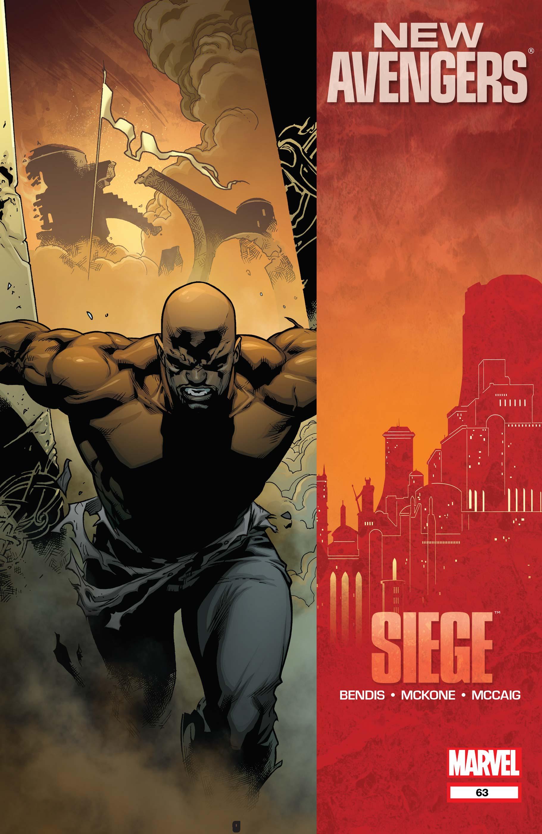 New Avengers (2004) #63