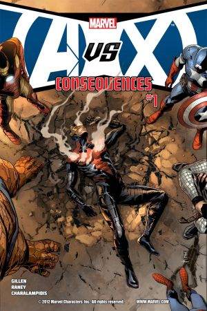 Avengers Vs. X-Men: Consequences #1