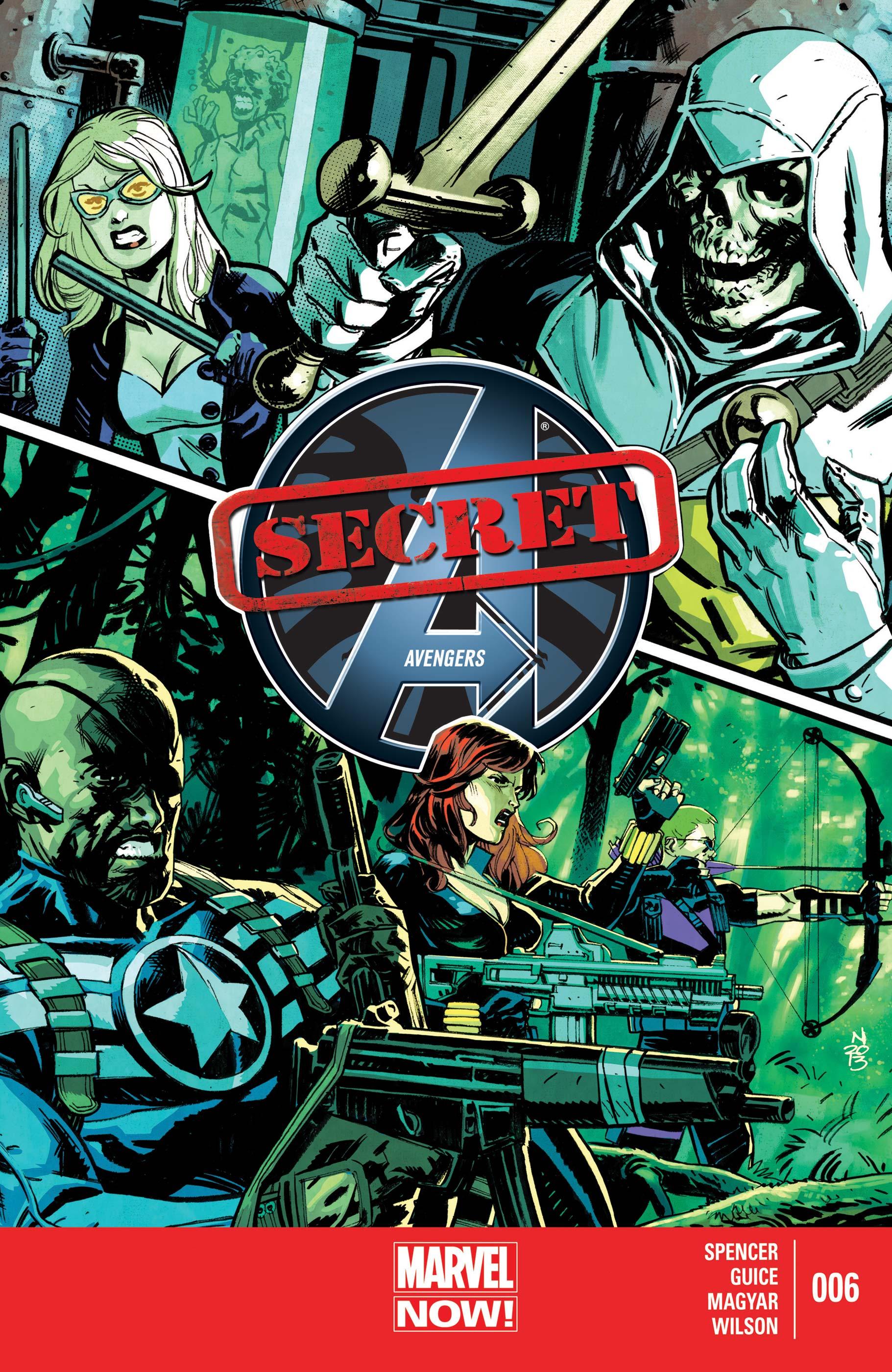 Secret Avengers (2013) #6