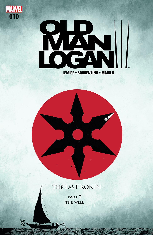 Old Man Logan (2016) #10