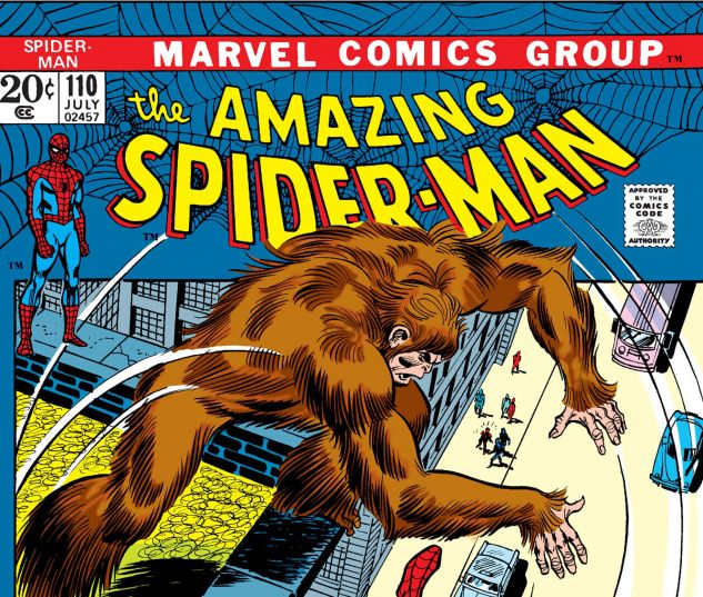 Amazing Spider-Man (1963) #110