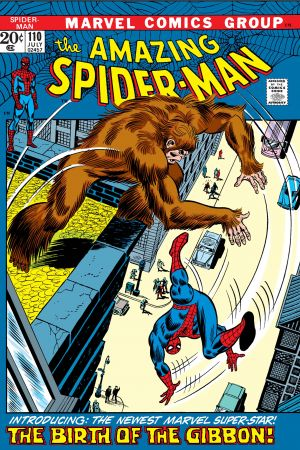 The Amazing Spider-Man  #110
