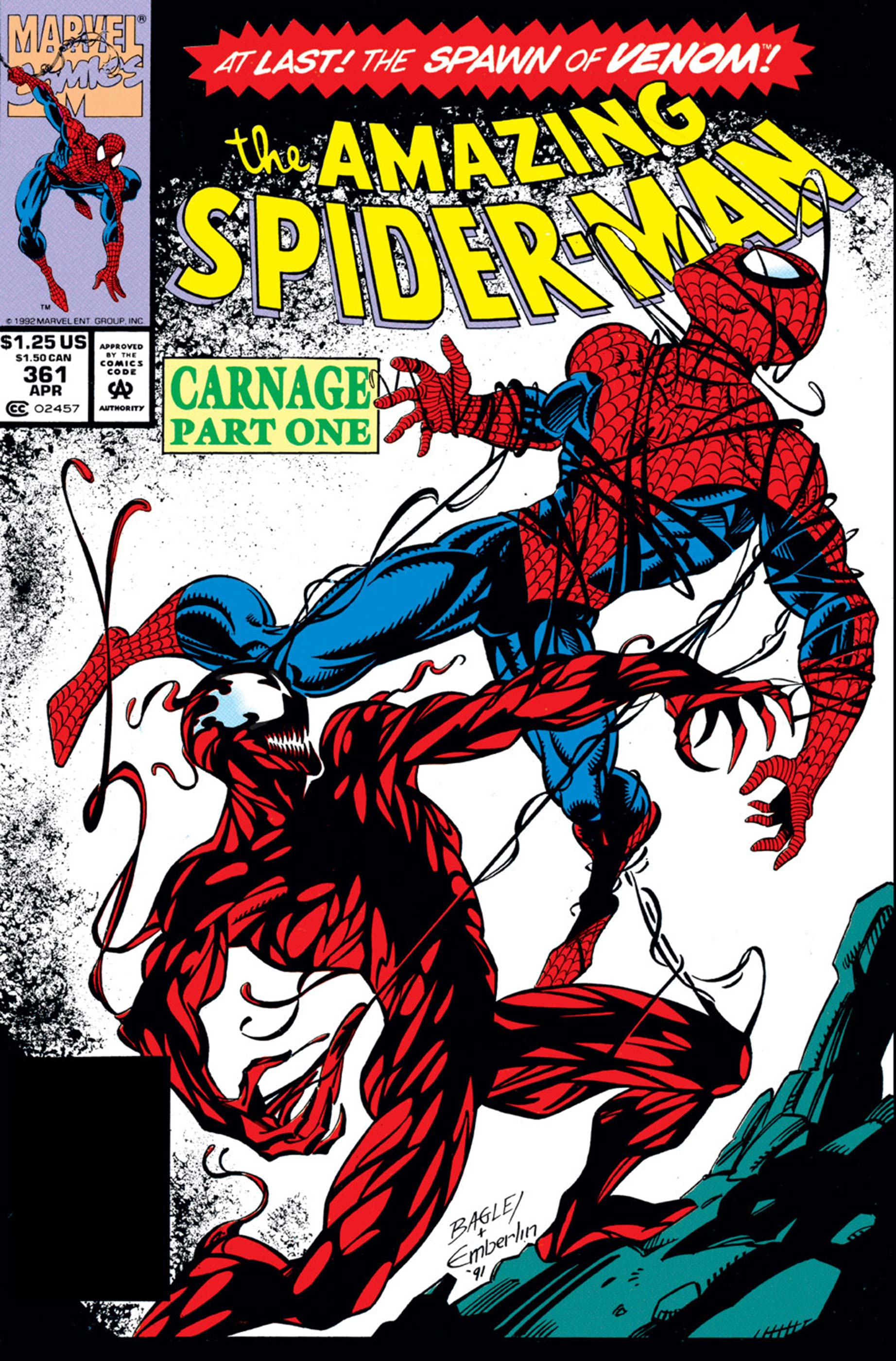 The Amazing Spider-Man (1963) #361