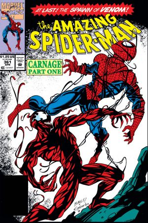 The Amazing Spider-Man  #361