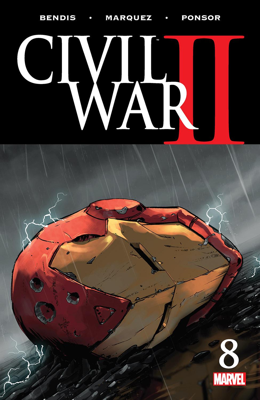 Civil War II (2016) #8