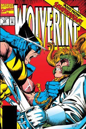 Wolverine (1988) #54
