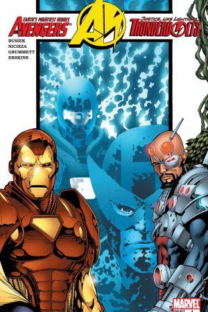 Avengers/Thunderbolts (2004) #4
