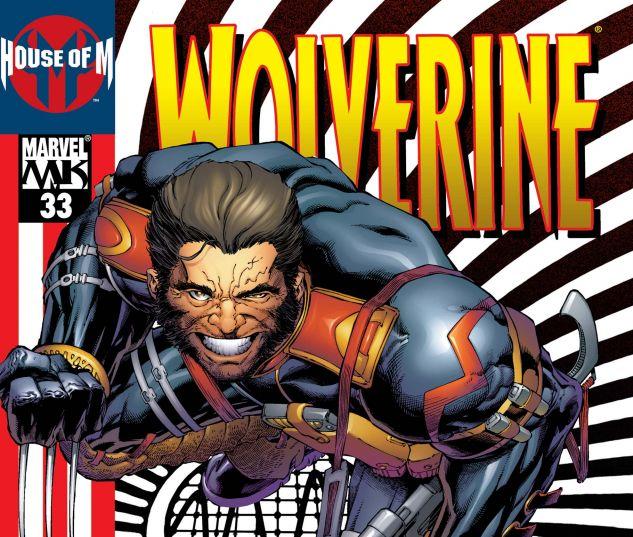 WOLVERINE (2003) #33