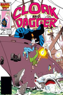 Cloak and Dagger #7