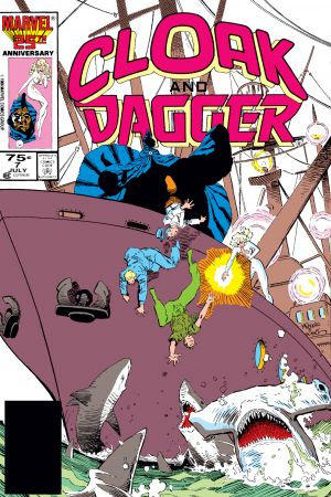 Cloak and Dagger (1985) #7