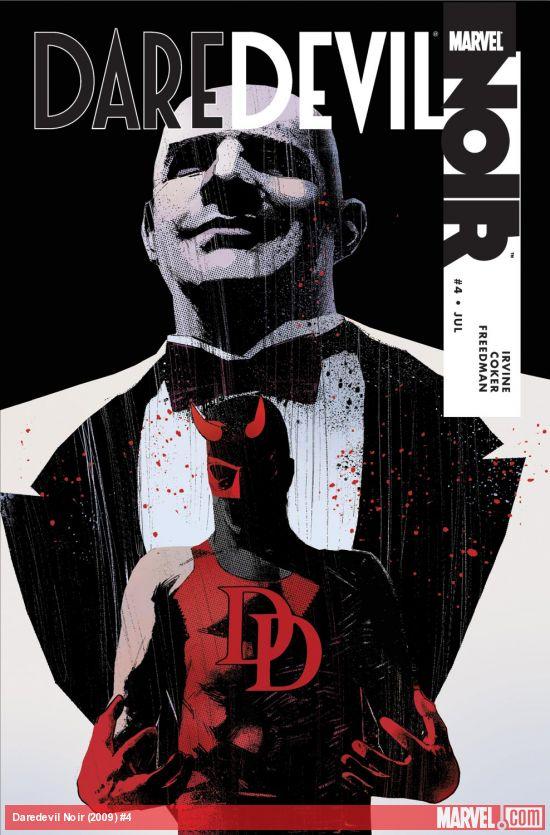 Daredevil Noir (2009) #4
