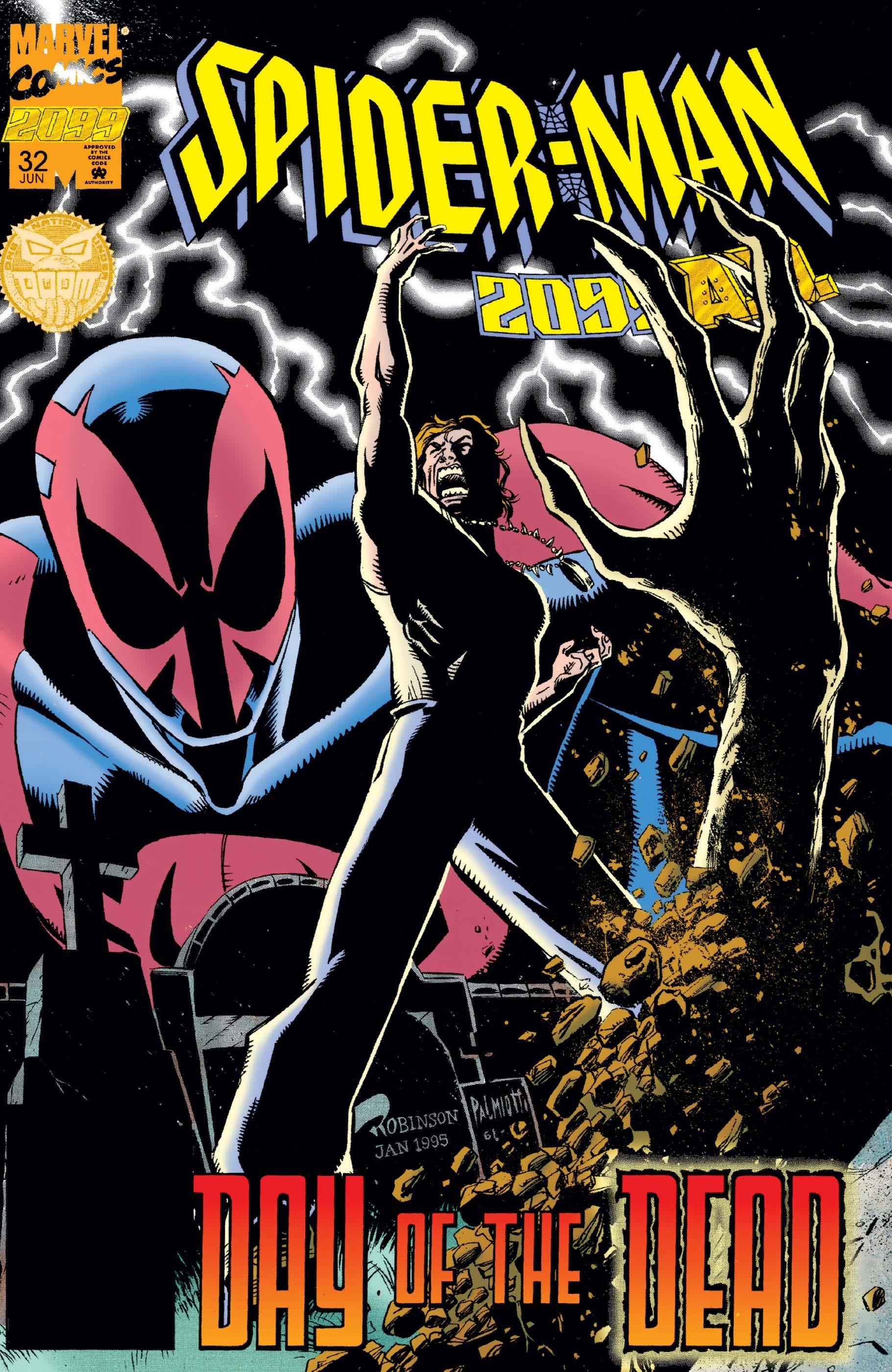 Spider-Man 2099 (1992) #32