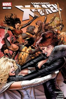 Uncanny X-Men #510