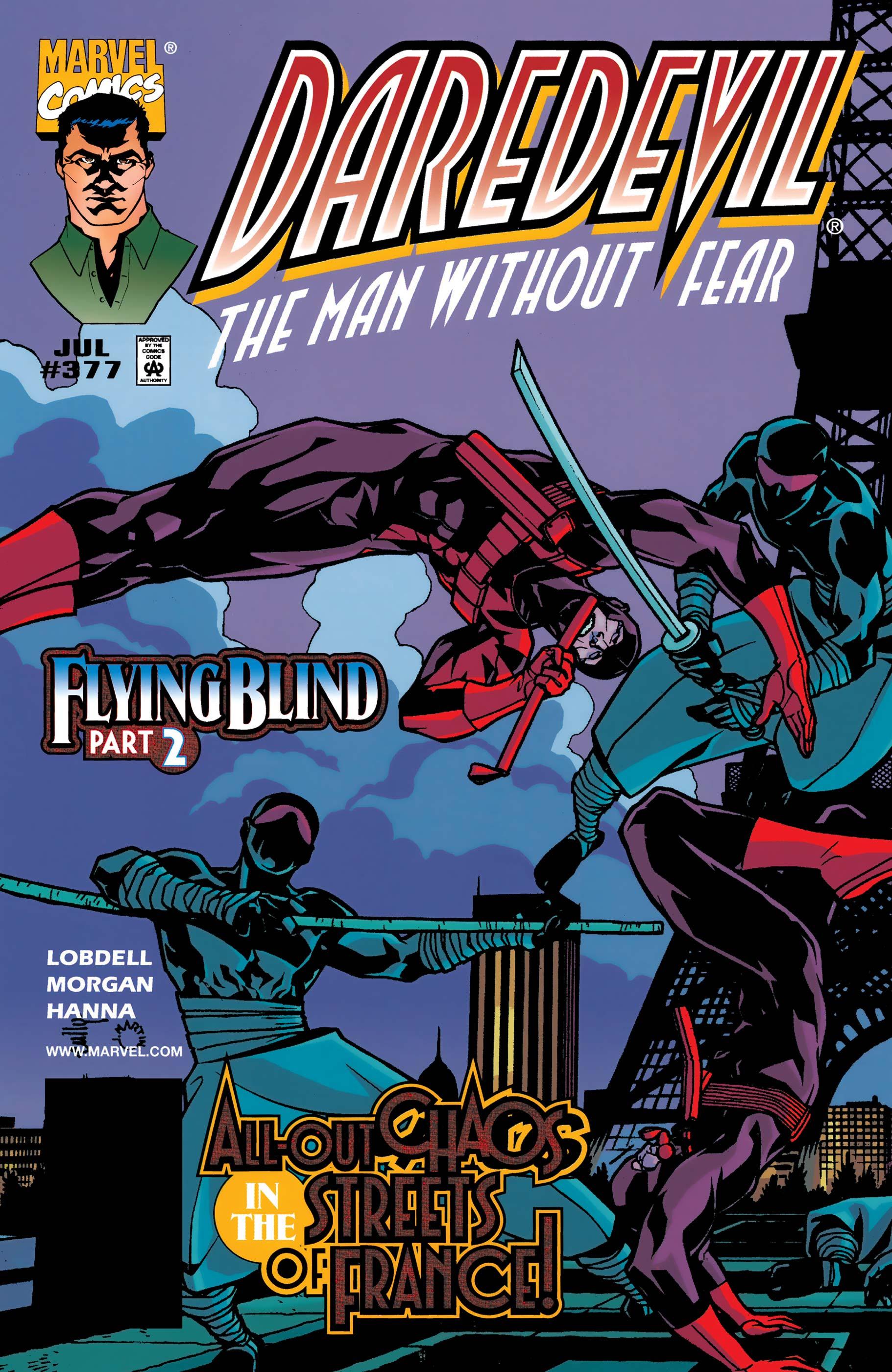 Daredevil (1964) #377