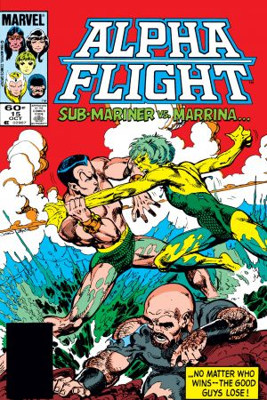 Alpha Flight (1983) #15