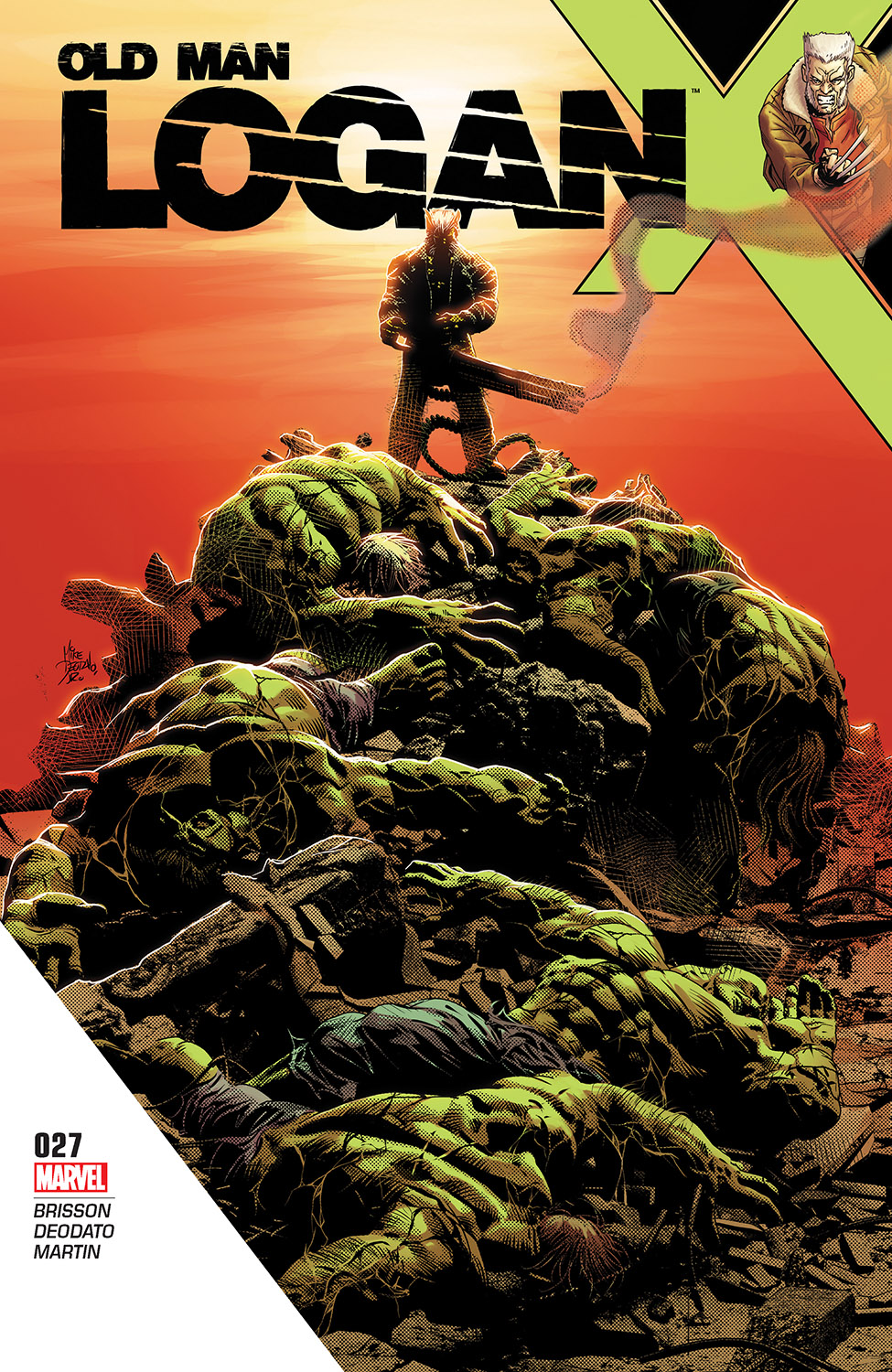 Old Man Logan (2016) #27